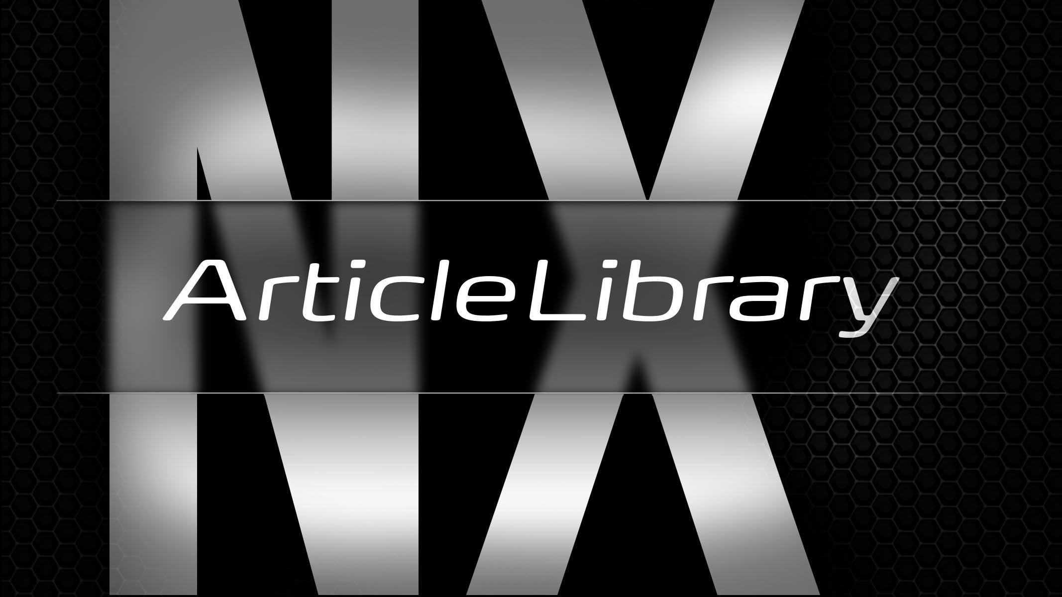 nx-ArticleLibrary UNLIMITED Sites