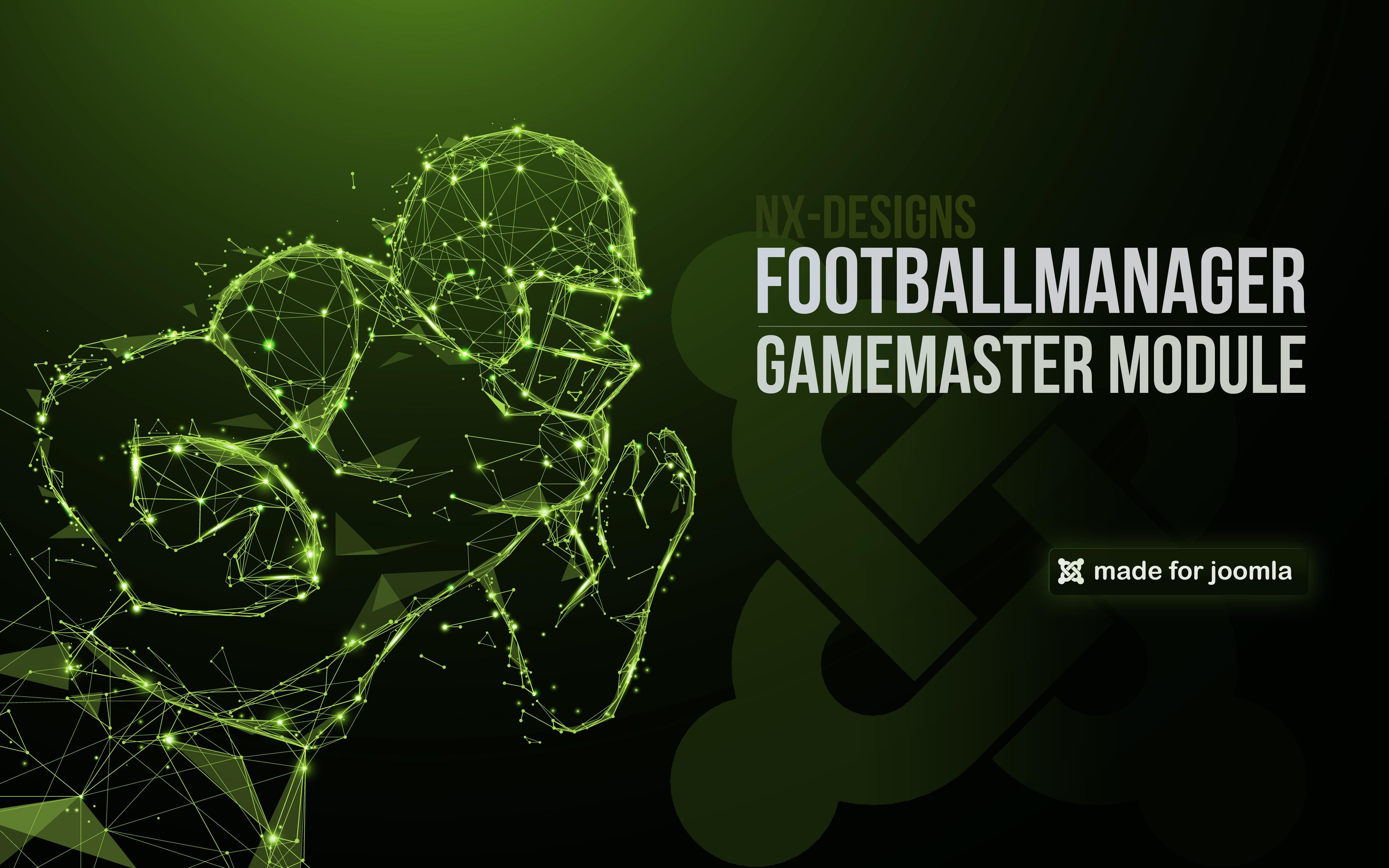 FootballManager GameMaster