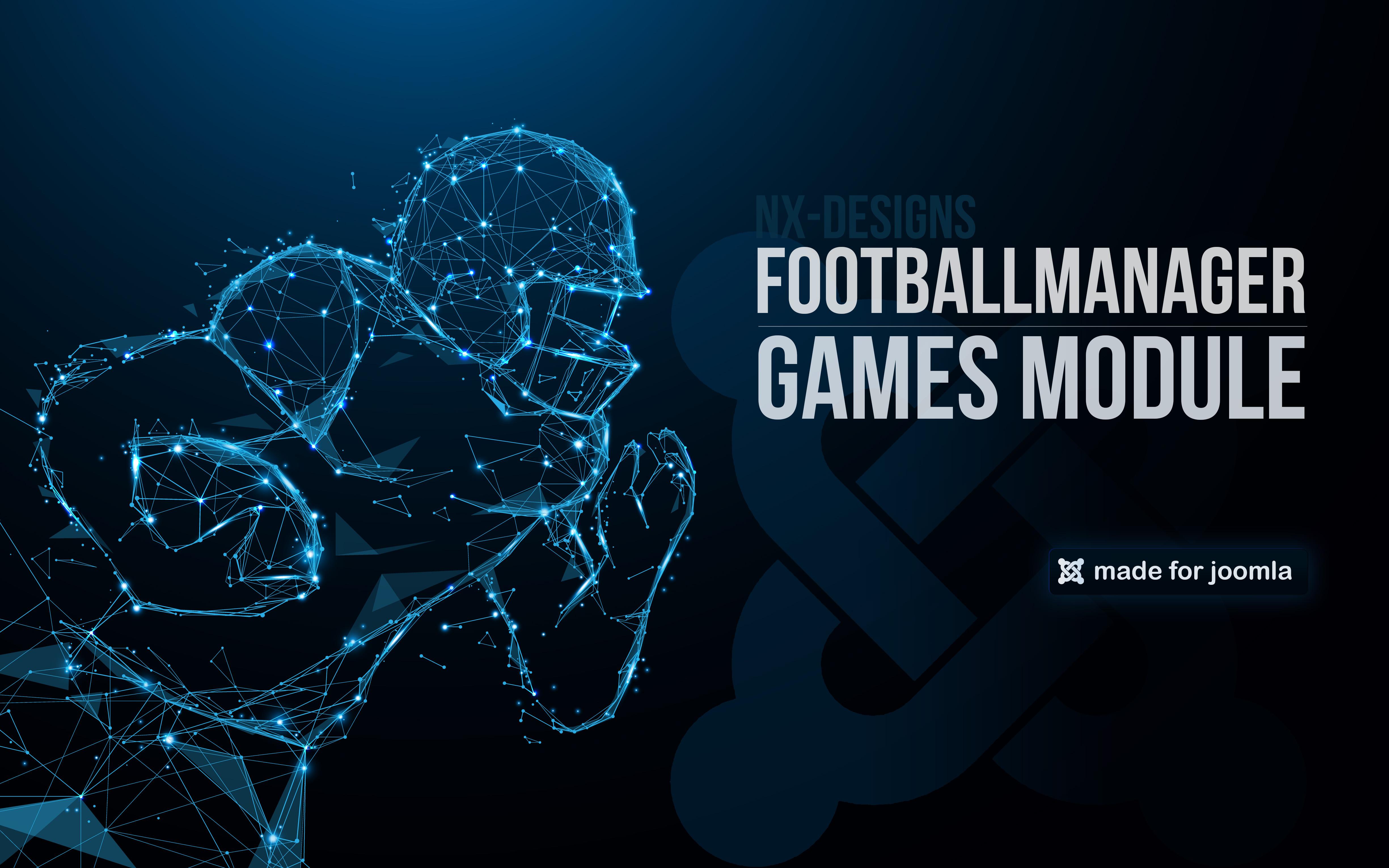 FootballManager Games