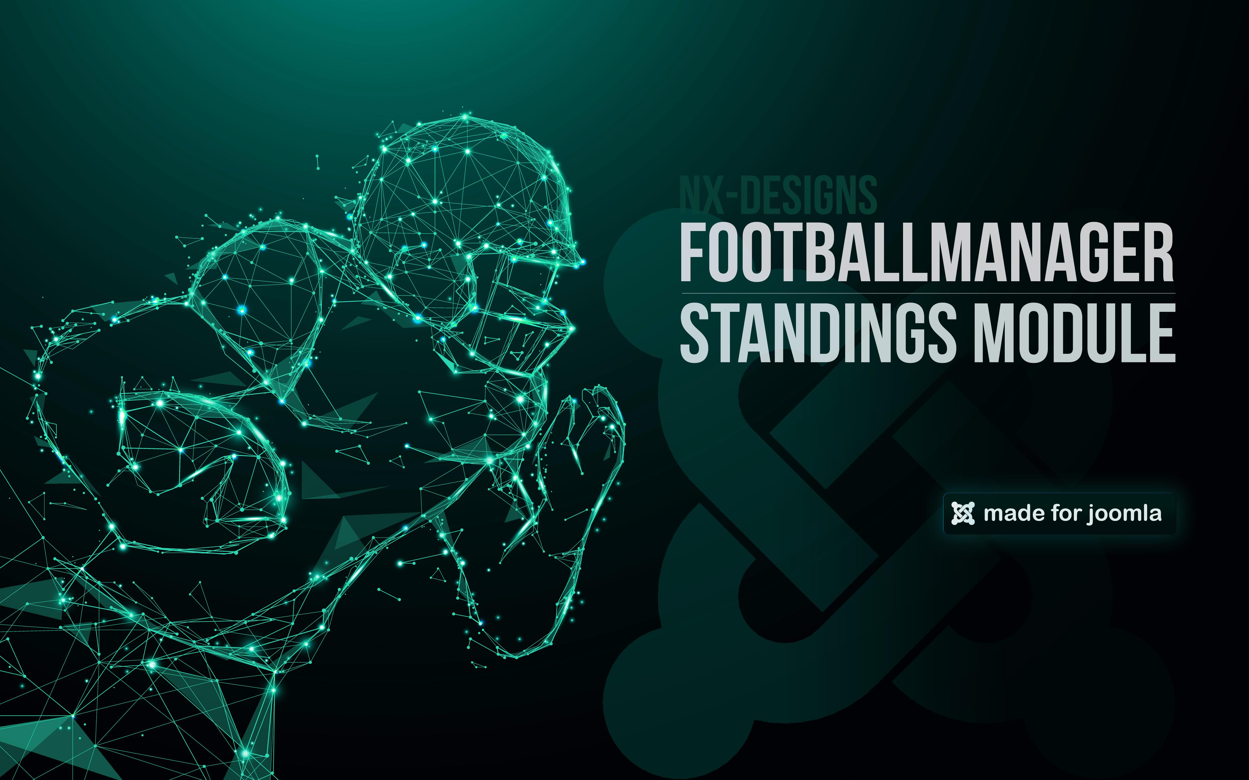 FootballManager Standings