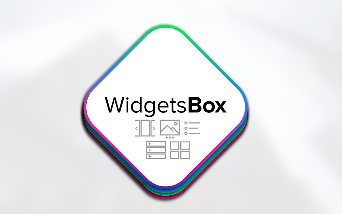WidgetsBox Standard Subscription